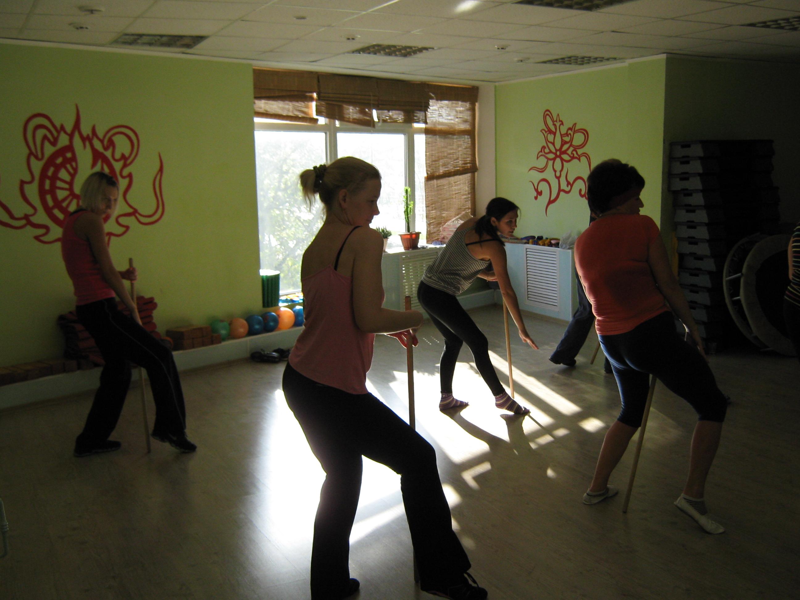 Вы просматриваете изображения у материала: Памир -  фитнес-клуб